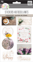 The Happy Planner - Me and My Big Ideas - Sticker Sheets - Farmhouse