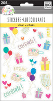 The Happy Planner - Me and My Big Ideas - Sticker Sheets - Mini Icons