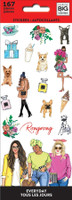 The Happy Planner - Me and My Big Ideas - Petite Sticker Sheets - Rongrong - Plan A Life You Love