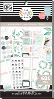 The Happy Planner - Me and My Big Ideas - Value Pack Stickers - Farmhouse - BIG (#601)