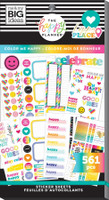 The Happy Planner - Me and My Big Ideas - Value Pack Stickers - Classic - Color Me Happy (#561)