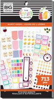 The Happy Planner - Me and My Big Ideas - Value Pack Stickers - Classic - Happy Hour (#713)