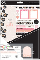 The Happy Planner - Me and My Big Ideas - Classic Accessory Pack - Wild Styled