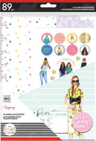 The Happy Planner - Me and My Big Ideas - Classic Accessory Pack - Rongrong - Everyday Beauty