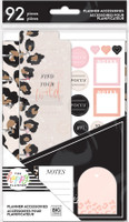 The Happy Planner - Me and My Big Ideas - Mini Accessory Pack - Wild Styled