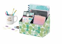 The Happy Planner - Me and My Big Ideas - Planner and Accessory Storage Box - Monsterra