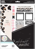 The Happy Planner - Me and My Big Ideas - BIG Accessory Pack - Wild Styled