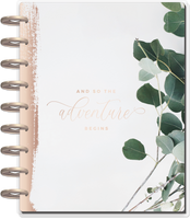 The Happy Planner - Me and My Big Ideas - Classic Happy Planner - Wedding Adventure