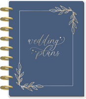 The Happy Planner - Me and My Big Ideas - Classic Happy Planner - Wedding Dreams