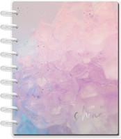 The Happy Planner - Me and My Big Ideas - Classic Happy Planner - Crystal Vibes  - 18 Months (Dated, Horizontal)