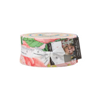 Moda Fabric Precuts Jelly Roll - Abby Rose by Robin Pickens
