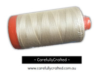 Aurifil Light Beige 100% Cotton Mako Spool Thread Aurifil #MK50-2310