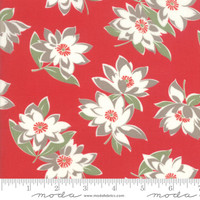 Moda Fabric - At Home - Bonnie & Camille - Red #55200 11