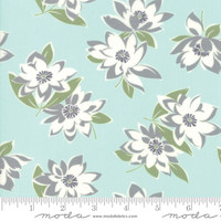 Moda Fabric - At Home - Bonnie & Camille - Aqua #55200 27