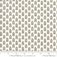 Moda Fabric - At Home - Bonnie & Camille - Dove #55202 13