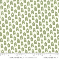 Moda Fabric - At Home - Bonnie & Camille - Leaf #55202 25