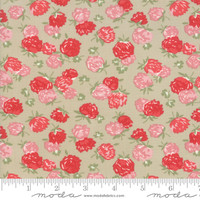 Moda Fabric - At Home - Bonnie & Camille - Linen #55203 14