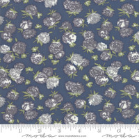 Moda Fabric - At Home - Bonnie & Camille - Indigo #55203 22