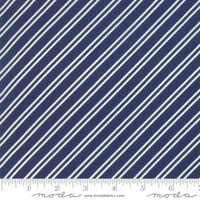 Moda Fabric - At Home - Bonnie & Camille - Midnight #55206 21