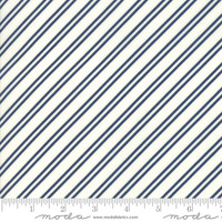 Moda Fabric - At Home - Bonnie & Camille - Cream Midnight #55206 26