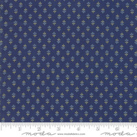 Moda Fabric - At Home - Bonnie & Camille - Midnight #55207 21