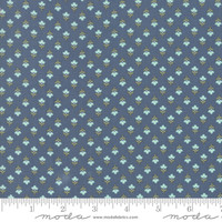 Moda Fabric - At Home - Bonnie & Camille - Indigo #55207 22