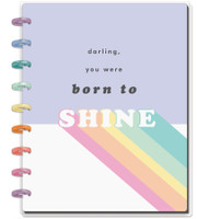 The Happy Planner - Me and My Big Ideas - Classic Happy Notes™ - Pastel Rainbow (Dotted Line)