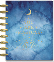 The Happy Planner - Me and My Big Ideas - Classic Happy Planner - Boho Stargazer - 18 Months (Dated, Vertical)