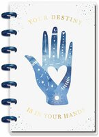 The Happy Planner - Me and My Big Ideas - Mini Happy Planner® - Boho Stargazer - 12 Months (Dated, Vertical)