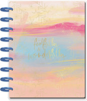 The Happy Planner - Me and My Big Ideas - Classic Deluxe Happy Planner - Faith - 18 Months (Dated, Vertical Faith)