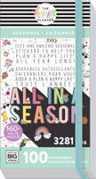 The Happy Planner - Me and My Big Ideas - Mega Value Pack Stickers - All in a Season