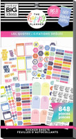 The Happy Planner - Me and My Big Ideas - Value Pack Stickers - Classic - LOL Quotes (#848)