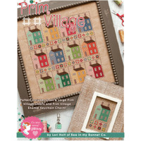 It's Sew Emma - Cross Stitch Pattern - Prim Village
