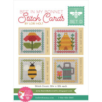 It's Sew Emma -  Stitch Cards - Set of 3 (Set D)