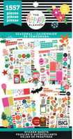 The Happy Planner - Me and My Big Ideas  - Value Pack Sticker Book - Seasonal (#1557)