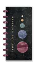 The Happy Planner - Me and My Big Ideas - Skinny Classic Happy Planner® - Trust the Universe - 12 Months (Dated, Horizontal)