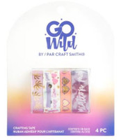 Go Wild - Washi Tape Set - Vacation Mode