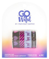 Go Wild - Washi Tape Set - At Heart
