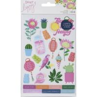 Dear Lizzy - Here & Now Sticker Book
