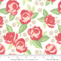 Moda Fabric - Bloomington - Lella Boutique - Eggshell #5110 11