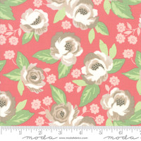 Moda Fabric - Bloomington - Lella Boutique - Rose #5110 14