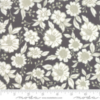 Moda Fabric - Bloomington - Lella Boutique - Charcoal #5111 13