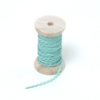 "Riley Blake Designs - 1/8"" Mini Ric Rac - Sweet Mint"