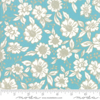 Moda Fabric - Bloomington - Lella Boutique - Teal #5111 16