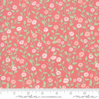 Moda Fabric - Bloomington - Lella Boutique - Rose #5112 14