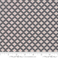 Moda Fabric - Bloomington - Lella Boutique - Charcoal #5113 13