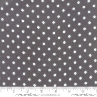Moda Fabric - Bloomington - Lella Boutique - Charcoal #5114 13