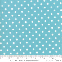 Moda Fabric - Bloomington - Lella Boutique - Teal #5114 16