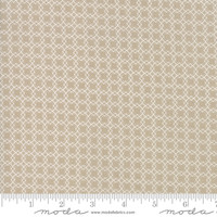 Moda Fabric - Bloomington - Lella Boutique - Taupe #5115 12