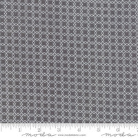 Moda Fabric - Bloomington - Lella Boutique - Charcoal #5115 13